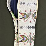 Sioux Beaded Cradle Cover