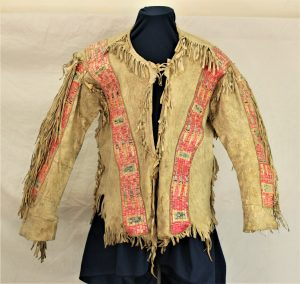 1860's Mandan War Shirt