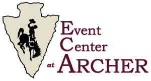 Laramie County Event Center at Archer Logo
